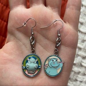 Y2K Webkinz Earrings